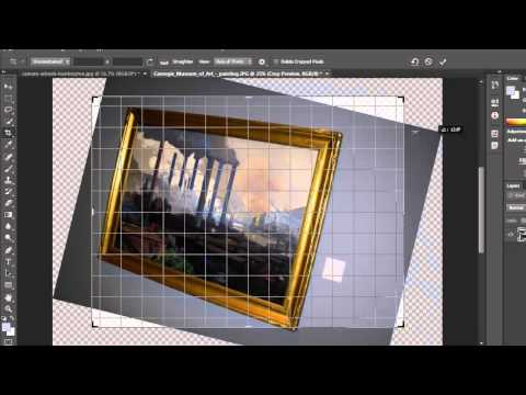 how to use video in photoshop cs6