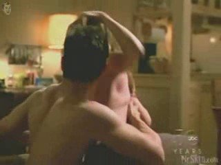 Mark - Paul Gosselaar & Chandra West in NYPD Blue Sex Nude | PopScreen