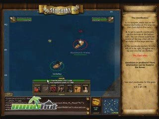 Seafight Gameplay Footage