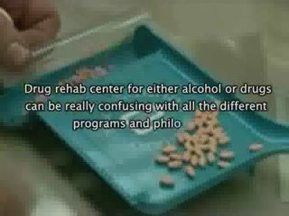locator drug recovery facilities