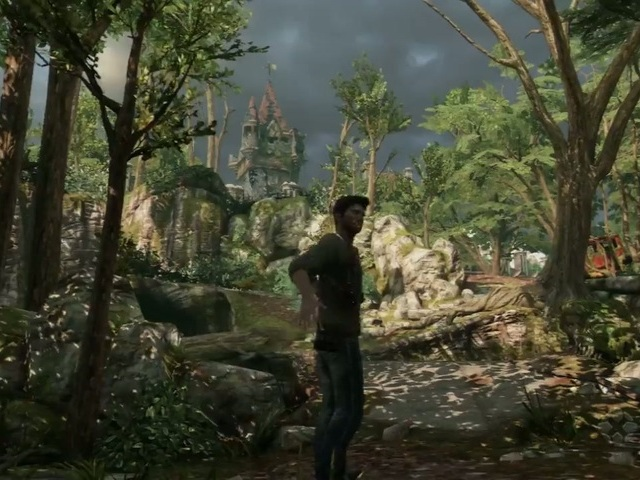 Uncharted 3 Treasure Locations: Chapter 6 The Chateau ...