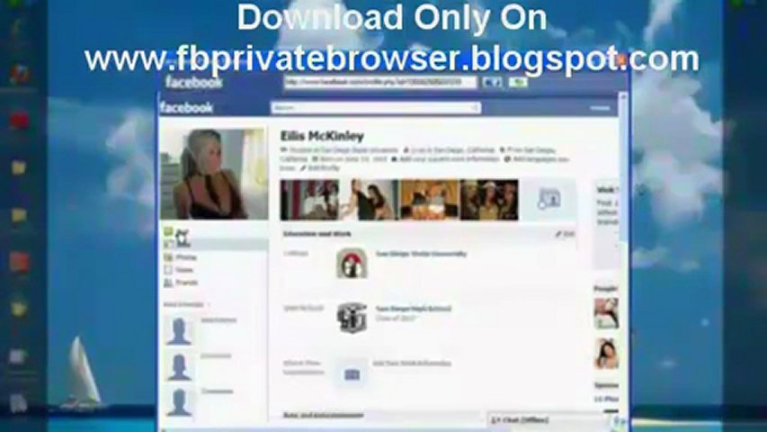 Facebook private profile viewer free download without survey