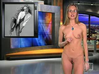 nude news anchor