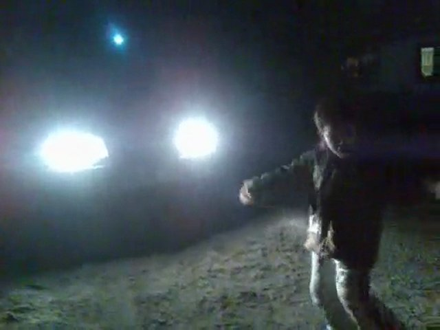 Gece Sokakta Popo Dansı... | PopScreen