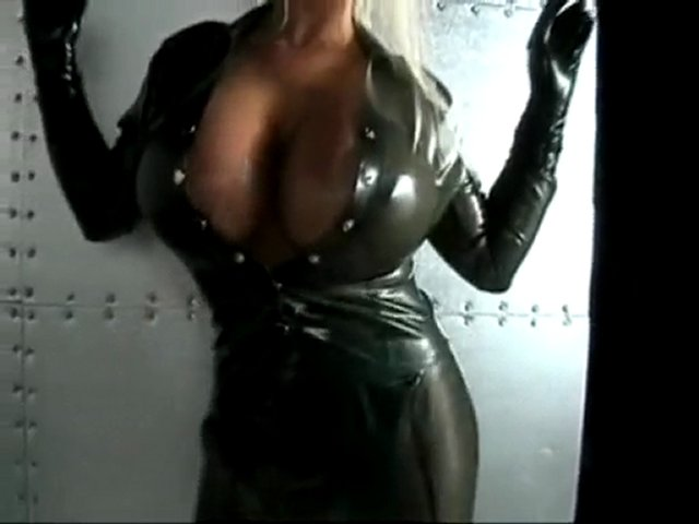 Latex Tina Angel MegaBoobs | PopScreen