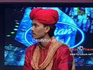 Indian idol 6 aug 11 episode : Demoor movie