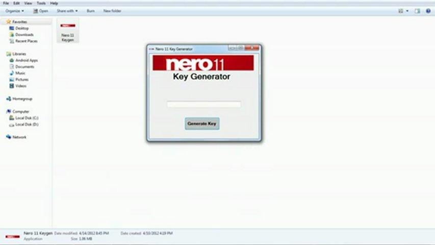 Nero 11 Platinum free download + serial number keygen - YouTube. 233