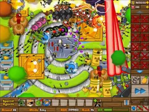 Hacked free games btd5