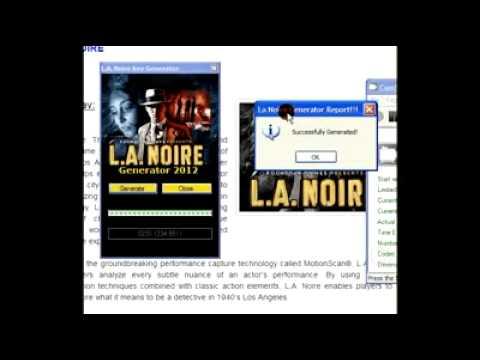 Скачать кряк для игры L.a. Noire - картинка 2