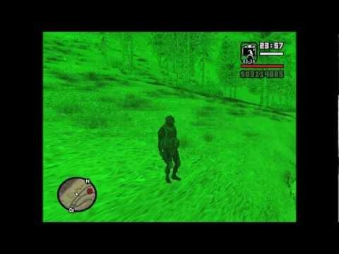 New GTA SA Myth Tierra Robada Woods Creature | PopScreen
