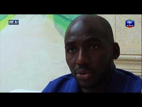 Equipe de France - Alou Diarra et le match contre l'Ukraine | PopScreen