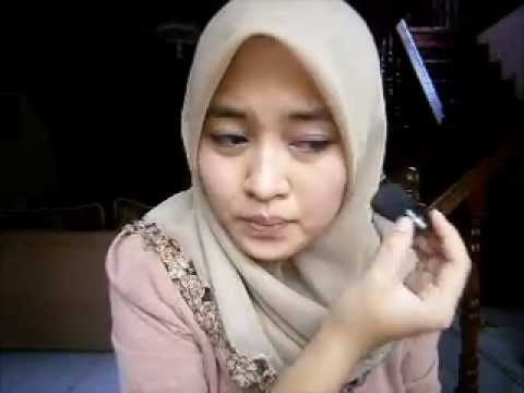 simple makeup tutorial (with hijab) | PopScreen