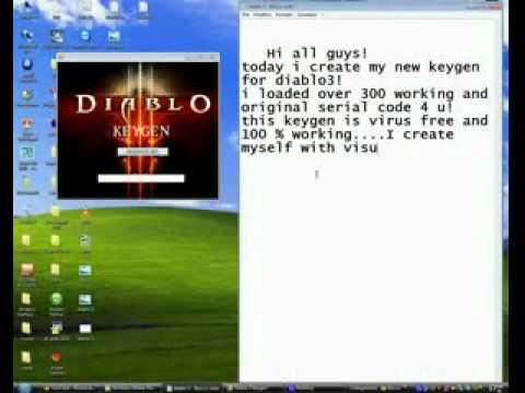 free cd keys diablo 2