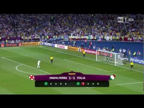 ITALIA - INGHILTERRA I RIGORI. | PopScreen