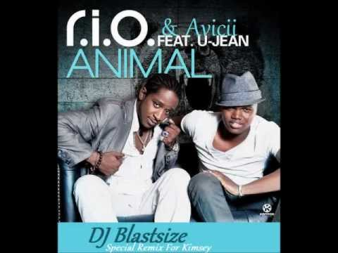 Avicii & RIO. FT. U-Jean - Party Animal (DJ Blastsize Special Remix For Kimsey)