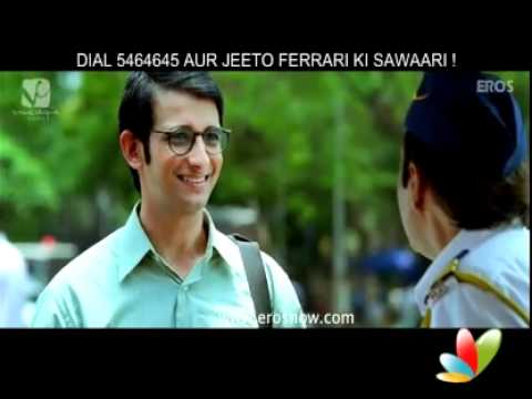 Sharman Joshi On Ferrari Ki Sawaari | PopScreen