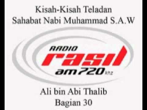 Kisah-Kisah Sahabat Nabi Muhammad S.A.W. - Ali bin Abi Thalib Part 30 | PopScreen
