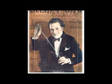 Paul Ash Orchestra - But I Do , You Know I Do (1926)