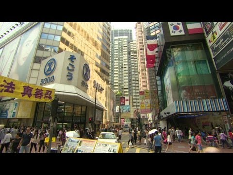 What's the difference between Hong Kong and mainland China? | PopScreen