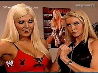 Sable Seduces Torrie Wilson (Sable Takes Her Top Off) | PopScreen