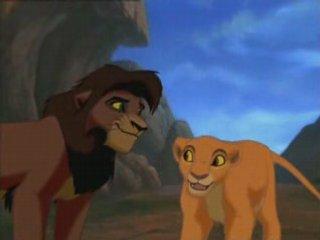 Roi lion 2 - dites lui | PopScreen
