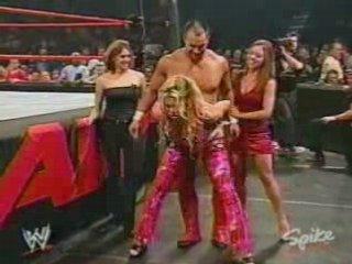 WWE Divas - Oops - Torrie Wilson Oops | PopScreen