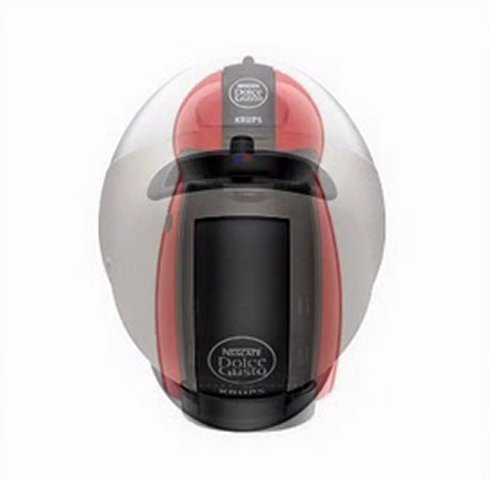nescafe dolce gusto by krups piccolo coffee machine popscreen. Black Bedroom Furniture Sets. Home Design Ideas