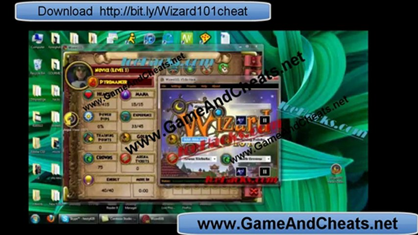 Wizard101 Crowns Generator