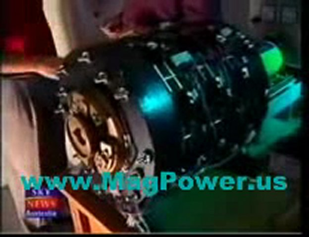... So You CanDIY... FREE ENERGY generator How to make free electricity