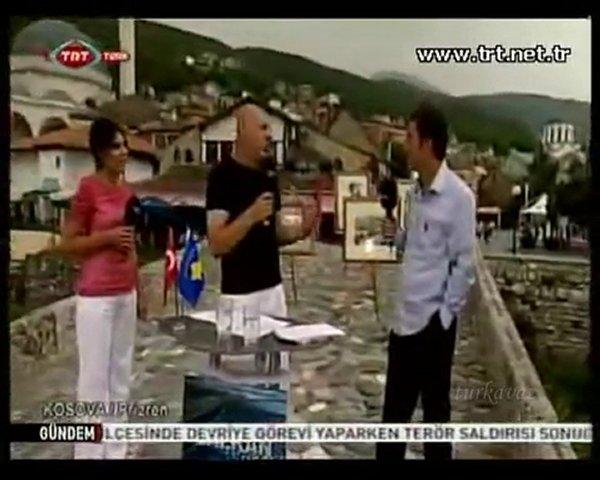 6 Kosova Prizren Ethem Baymak Ressam Yazar 2010 TRT | PopScreen