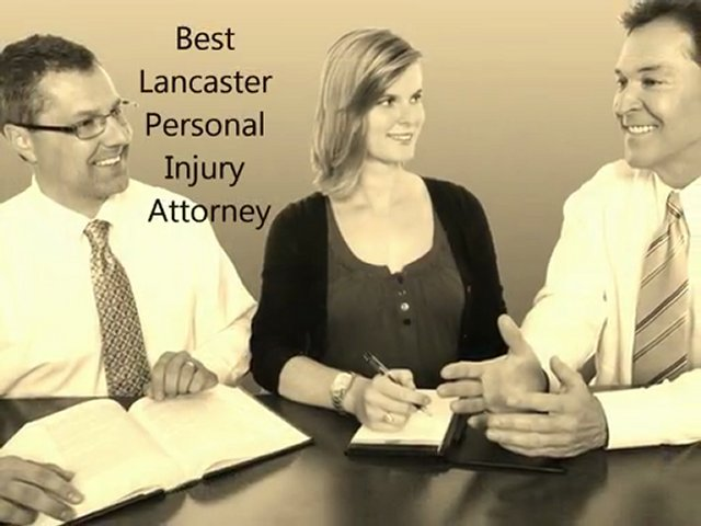Best Lancaster Personal Injury Attorney | PopScreen