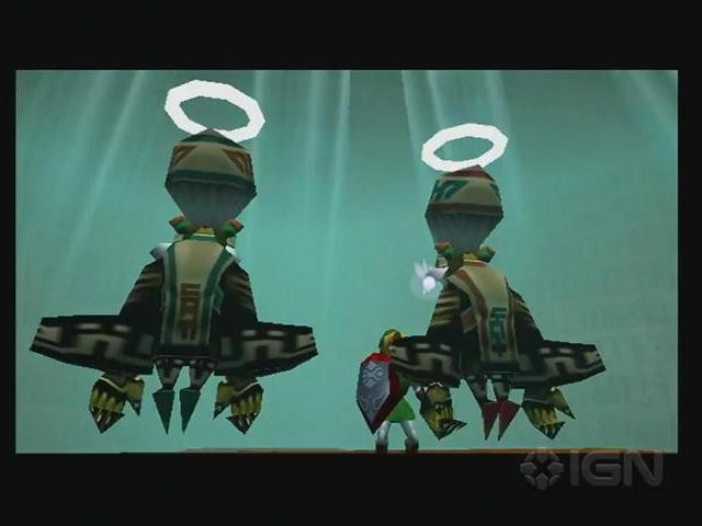 Zelda Ocarina Of Time Twinrova