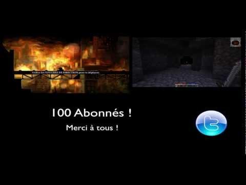 100 abonnés ! Vidéo centrale | PopScreen
