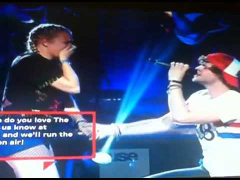 The Wanted on Fuse: Heart Vacancy & Say it on the Radio | PopScreen