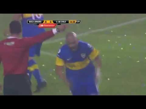Boca Juniors 2 X 0 Universidad de Chile