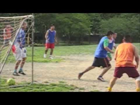 Soccer in Flushing Meadows-Corona Park | PopScreen