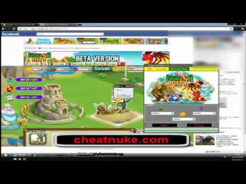 dragon city cheat engine hack   PopScreen