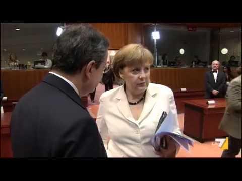 AL VERTICE EUROPEO PASSA LA LINEA ITALIANA: SI' ALLO SCUDO ANTI-SPREAD | PopScreen