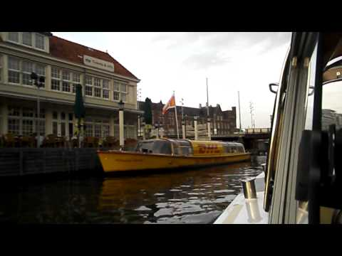 Canal tour in Amsterdam 2012 | PopScreen