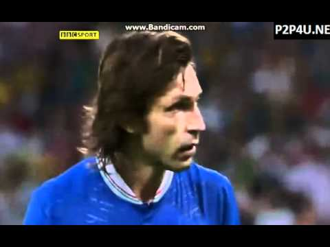 Pênalti de Pirlo! Euro 2012. Itália x Inglaterra | PopScreen