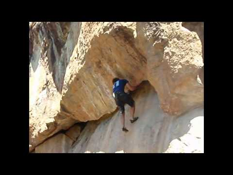 Castle Hill Rock Climbing Project Townsville | PopScreen