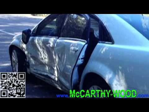 Qld Premier Campbell Newman in Car Accident | PopScreen