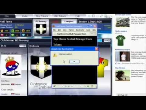 Hack download manager free eleven top token football v7.7