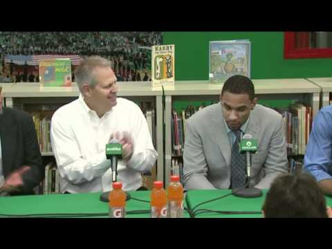 Boston Celtics Rookie Introductions | NBA Draft 2012 | PopScreen