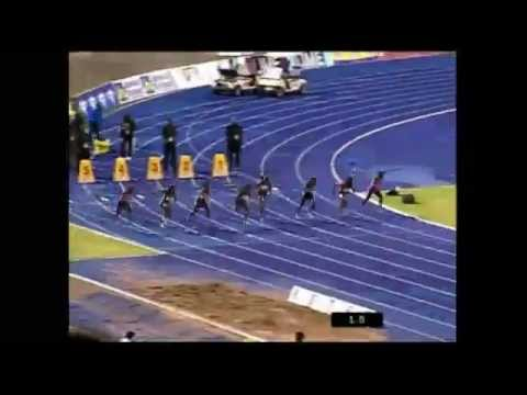 Yohan Blake Pulls A Stunner, Beats Usain Bolt In 100m  2012 30TH June | PopScreen