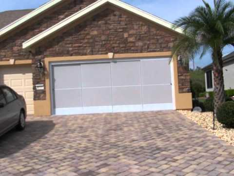 Garage Screens The Villages Fl 352-390-0559 Sliding, Motorized, Retractable, Skeetr' Beetr', more | PopScreen