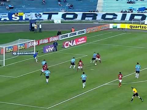 Grêmio 2 x 0 Flamengo, melhores momentos pela 6ª rodada do Campeonato Brasileiro 2012 | PopScreen