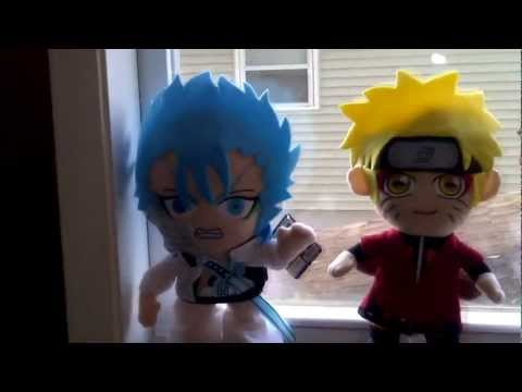 Some Bleach & Naruto Plush Dolls The Dutch Oven Weird Stuff To Do