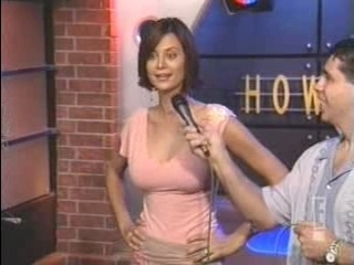 Howard Stern - Catherine Bell Proves Her | PopScreen