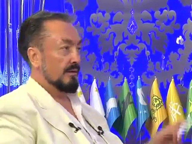 Adnan Oktar'dan Ya Mehdi ilahisi! | PopScreen
